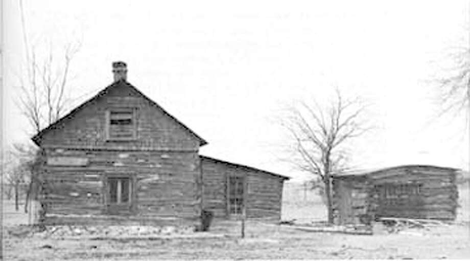 Early ranches were primitive by today's standards. The T-Anchor Ranch was founded in 1877 by Leigh Dyer, a brother-in-law of Charles Goodnight. The ranchhouse is preserved by the Panhandle-Plains Historical Society of Canyon. Photo: Panhandle Plains Historical Museum