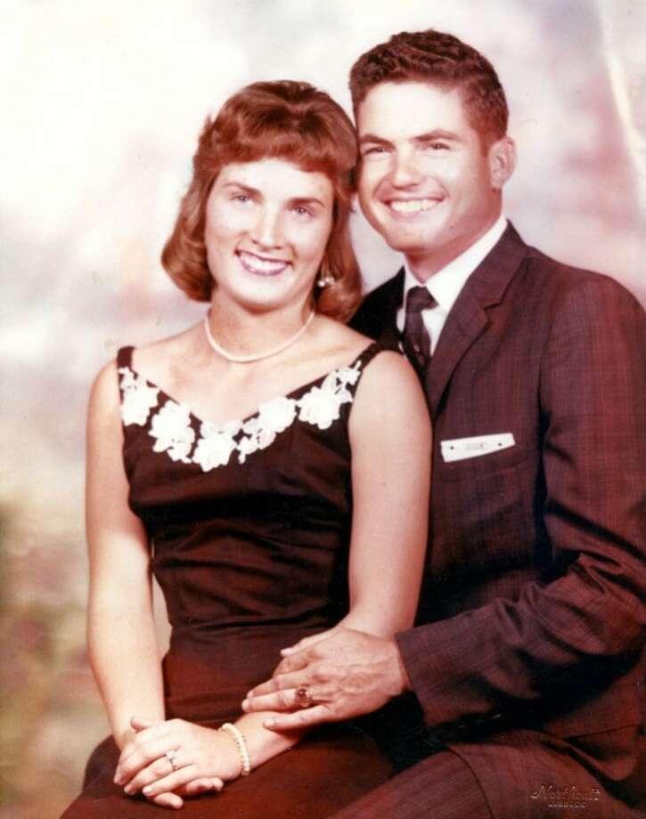 Byron & Charlotte Brock 1961