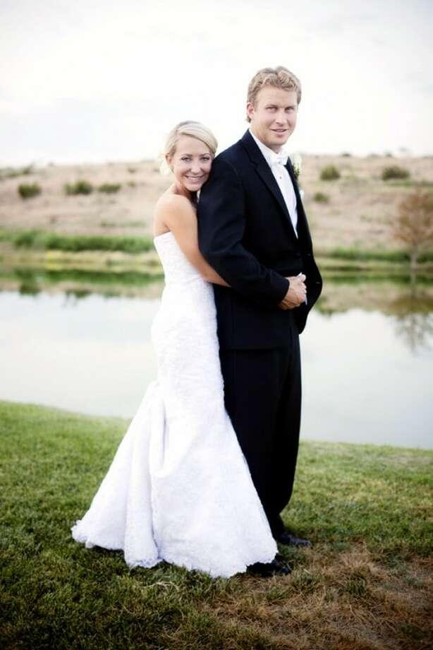 Annie Caroline Vernon and John David Shannon