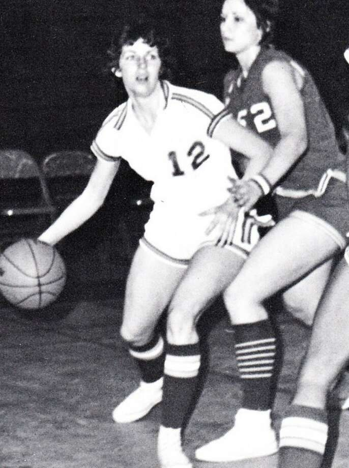 Wayland Baptist player and coach Cathy Wilson will be inducted into the WBU Hall of Honor with three others on Oct. 20 at 9:30 a.m., McClung University Center. Photo: Courtesy Photo