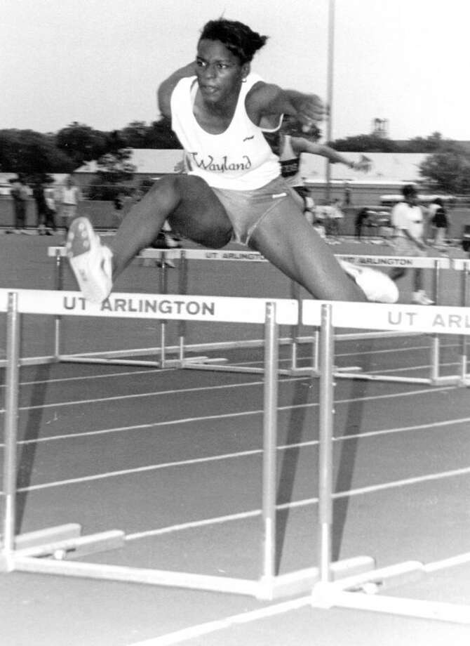 Wayland Baptist track star Vivian Bell-McAdoo will be inducted into the WBU Hall of Honor with three others on Oct. 20 at 9:30 a.m., McClung University Center. Photo: Courtesy Photo