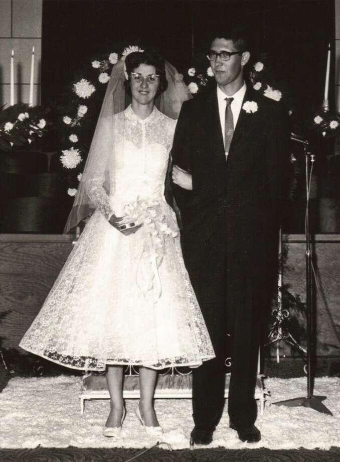 LaGuan and Joe Riney 1961