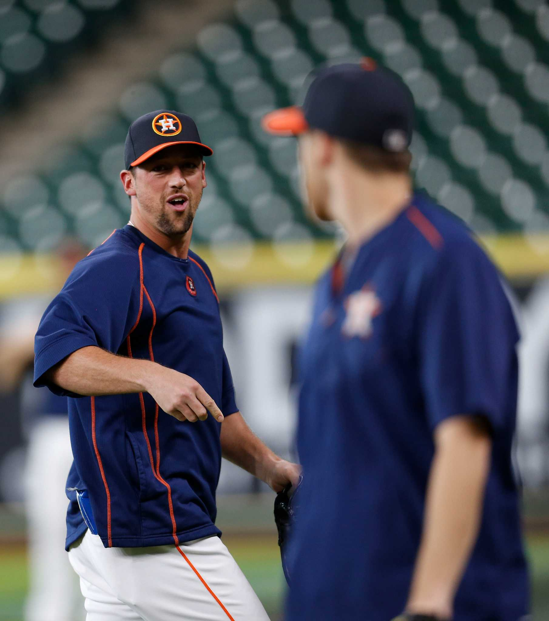 Gregerson to be available for oakland series beaumont enterprise