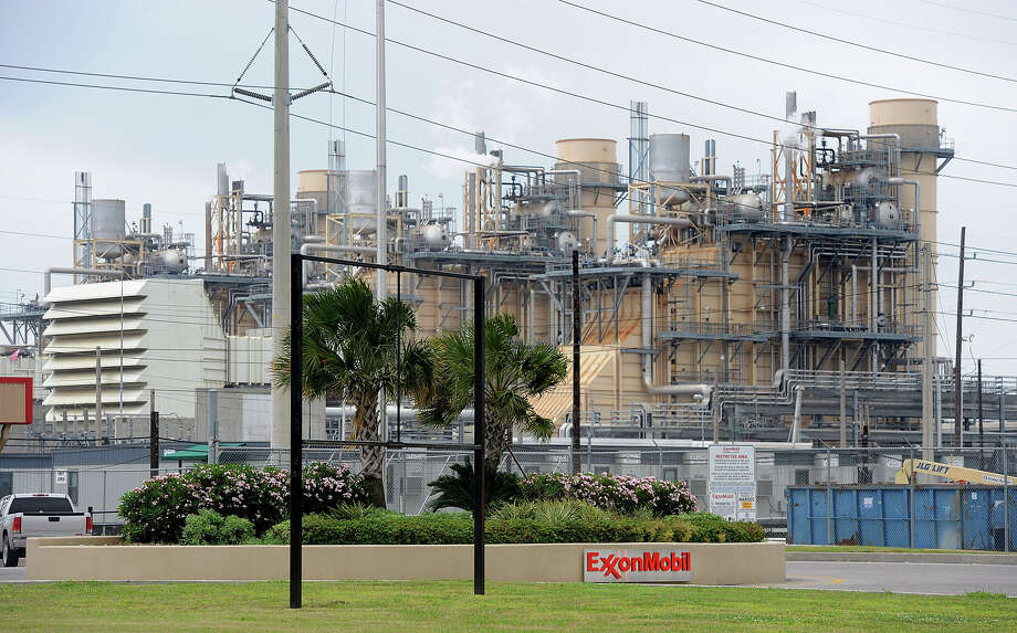 ExxonMobil  Photo: Guiseppe Barranco, STAFF PHOTOGRAPHER / The Beaumont Enterprise