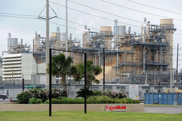 ExxonMobil Photo taken Wednesday, April 17, 2013 Guiseppe Barranco/The Enterprise