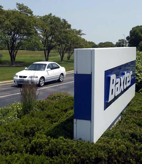 Baxter has been attempting to refocus its business and in 2014 announced it would spin off its drugs unit and form Baxalta, leaving it to focus on kidney care and hospital products. Photo: Bloomberg News /File Photo