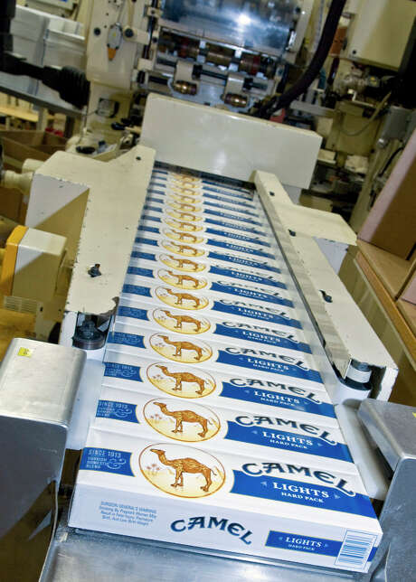 The parent of Camel and Pall Mall cigarette maker R.J. Reynolds posted revenue of $3.2 billion in the period. Photo: R.J. Reynolds / RJ Reynolds Tobacco