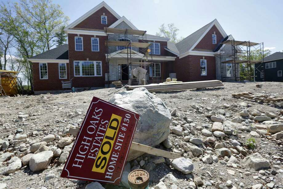 The Commerce Department said Tuesday that new-home sales rose 3.5 percent last month to a seasonally adjusted rate of 592,000, the best level since February 2008. Photo: Steven Senne /Associated Press / Copyright 2016 The Associated Press. All rights reserved. This material may not be published, broadcast, rewritten or redistribu