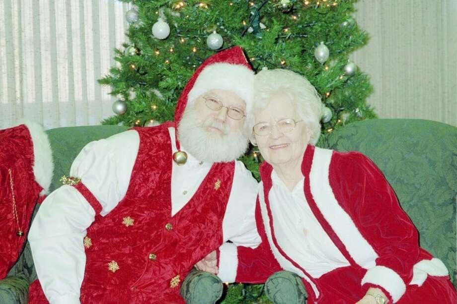 Courtesy PhotoSanta and Mrs. Claus will be at Runningwater Draw RSVP's annual Breakfast with Santa from 9-10:30 a.m. Saturday at McClung Center on the Wayland Baptist University campus. Tickets are $5 and can be purchased in advance at the RSVP office at 2503 W. Eighth. A limited number will be available at the door.