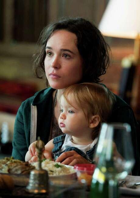 "Ellen Page stars in the title role of ""Tallulah."" Photo: Nicole Rivelli/Netflix / Nicole Rivelli / Netflix"