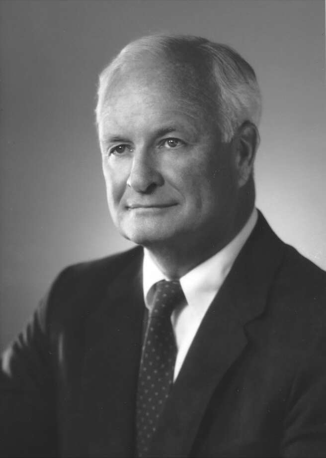Former Stamford Mayor William F. Hickey. (1988?) Photo: Contributed Photo / ST