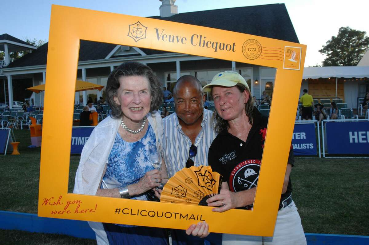 Were you Seen at the Saratoga Polo Association Veuve Clicquot Challenge at the polo fields in Greenfield Center on Friday and Sunday, July 22 and 24, 2016