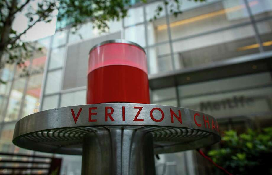 Telecom companies such as Verizon will be targeted by the federal campaign to raise awareness that vulnerable supply chains give China, Russia and other governments — as well as criminals, hackers and disgruntled employees — the opportunity to steal sensitive information or disrupt operations. Photo: Kena Betancur /Getty Images / 2016 Getty Images