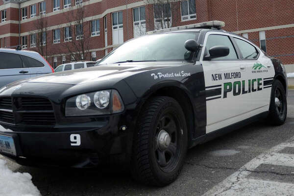 File photo: New Milford police car.