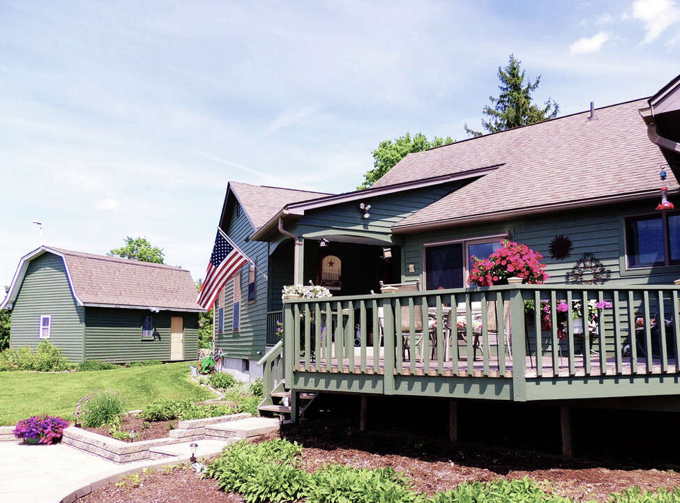 House of the Week: 91 Shultes Rd., Berne | Realtor: Fran Ingraham of Heather Croner Real Estate Sotheby's International Realty | Discuss: Talk about this house