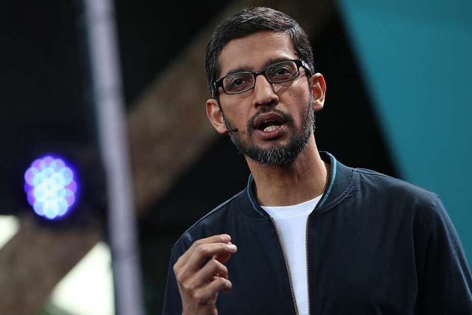 FILE-- Sundar Pichai Photo: Justin Sullivan | Getty Images