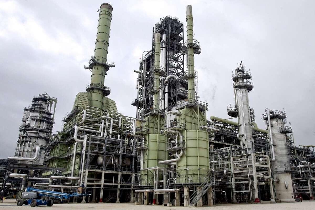 Amount 539,000 bbl/day CompanyMarathon PetroleumLocationGaryville, La.
