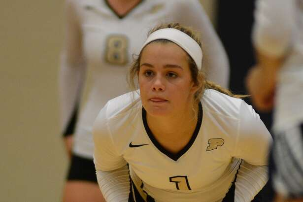 Porter setter Madalyn Moore is part of a key corps of returnees looking to carry the Spartans back to the post season this fall.