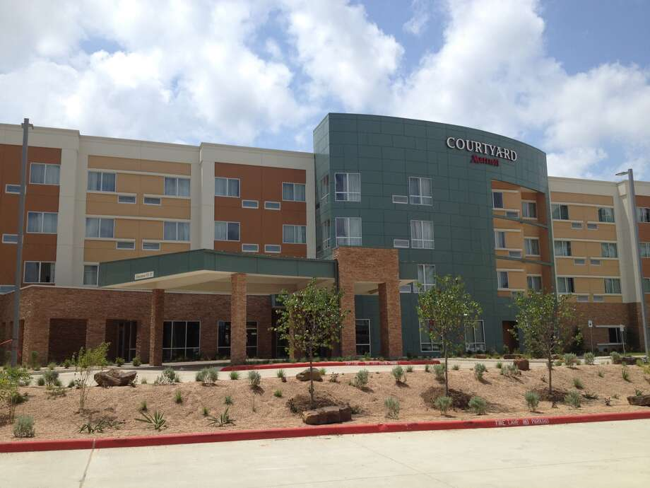 The Courtyard by Marriot Springwoods Village at 22742 Holzwarth Road will be the second hotel in Springwoods Village.