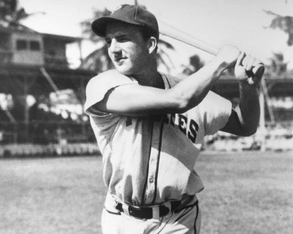 Before Ralph Kiner slugged 369 home runs in just 10 Major League seasons on his way to the Hall of Fame, he played his first two seasons (1941 and 1942) for the Albany Senators. Check out some of Kiner's highlights here:https://www.mlb.com/video/mlb-tonight-looks-back-on-kiner-c31344637
