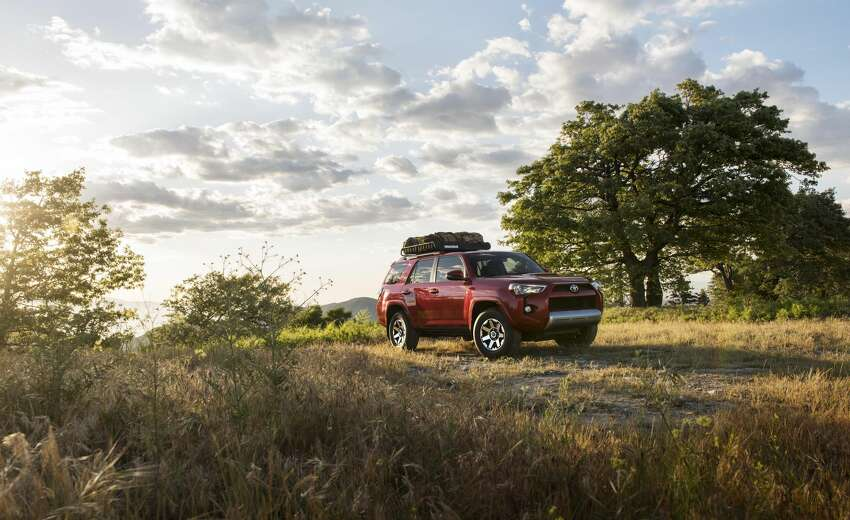 10. Toyota 4Runner Avg. days on lot: 27.5 | 2016 sales: 111,952 | 2015-2016 sales change: +15.4% |  Starting at: $34,210Source: 24/7 Wall St.