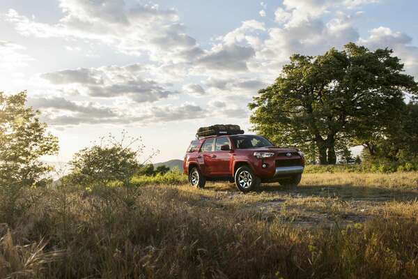 The 2017 4Runner gets a major upgrade with Toyota Racing Development Off-Road features. This means the car is even more equipped to take on rough country terrain.