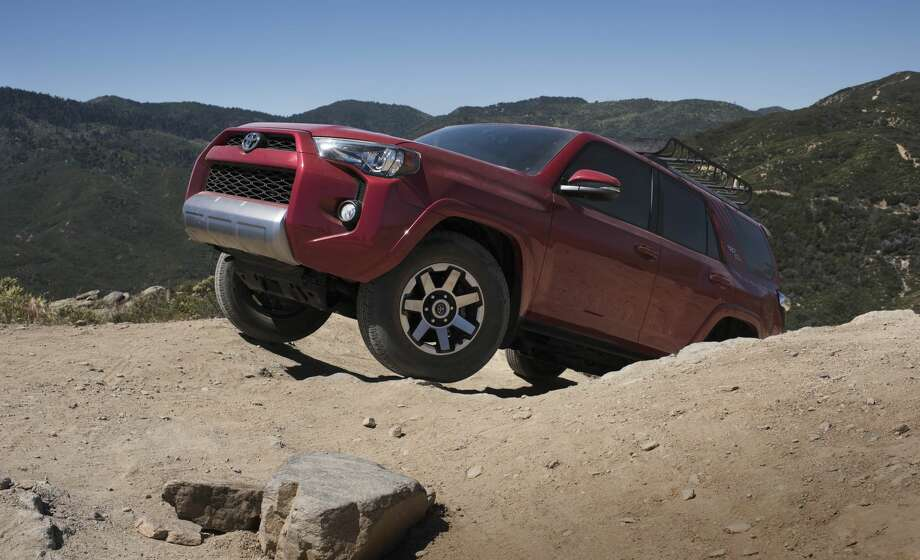 The 2017 4Runner gets a major upgrade with Toyota Racing Development Off-Road features. This means the car is even more equipped to take on rough country terrain. Photo: Toyota Newsroom