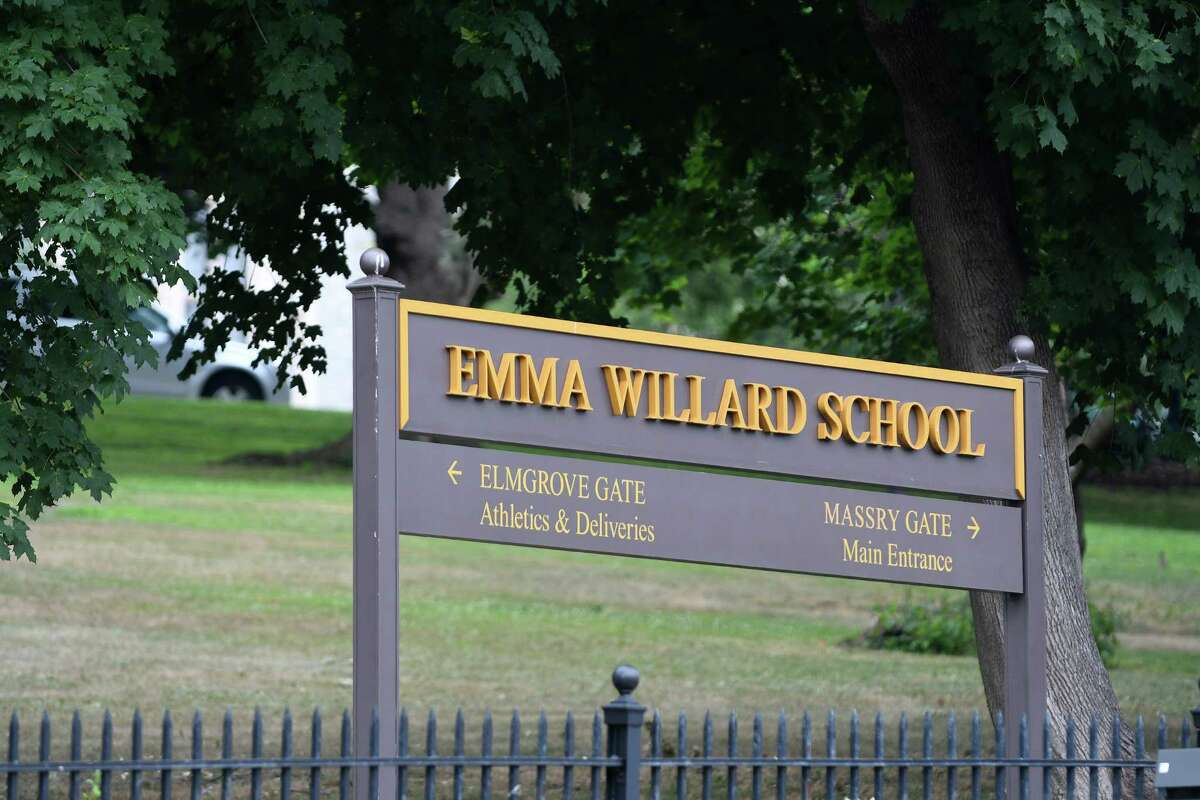 A view of the Emma Willard School on Monday, July 25, 2016, in Troy, N.Y. (Paul Buckowski / Times Union)