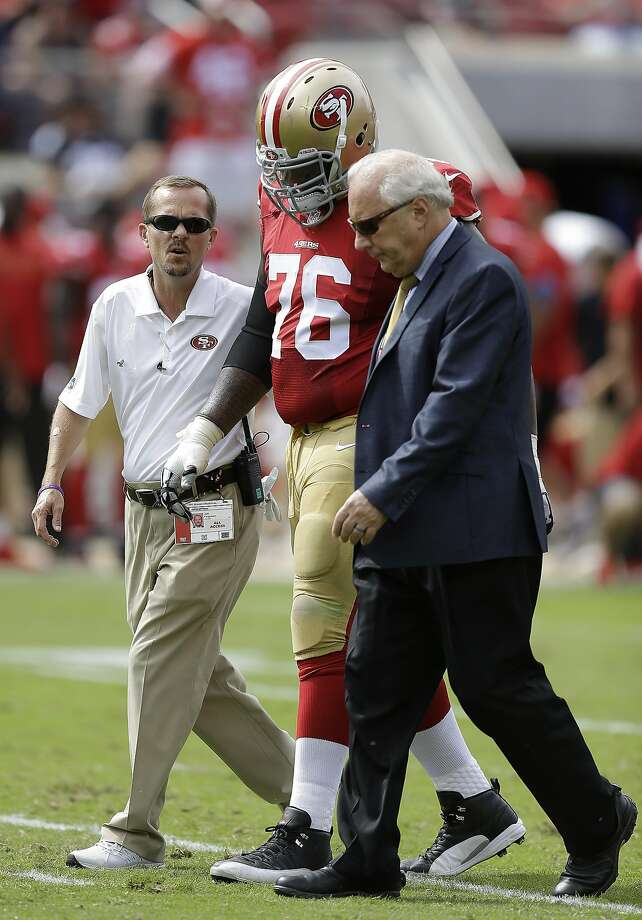 Anthony Davis left the NFL after an injury marred 2014 season. Photo: Ben Margot, Associated Press