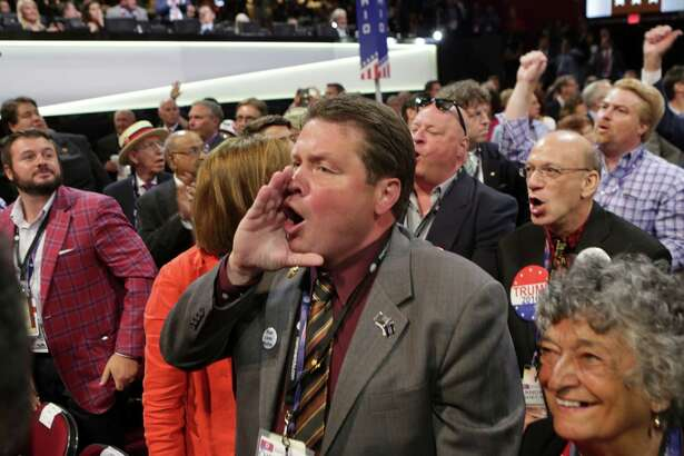 Audience members boo as Sen. Ted Cruz speaks at the Republican National Convention in Cleveland. A reader says Cruz made a big mistake by failing to endorse Donald Trump.