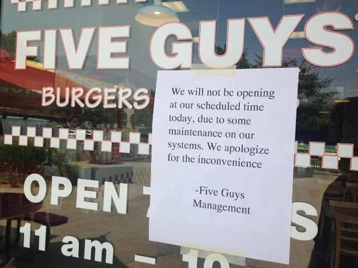 Elk Grove restaurants suffer at the hands of pranksters.