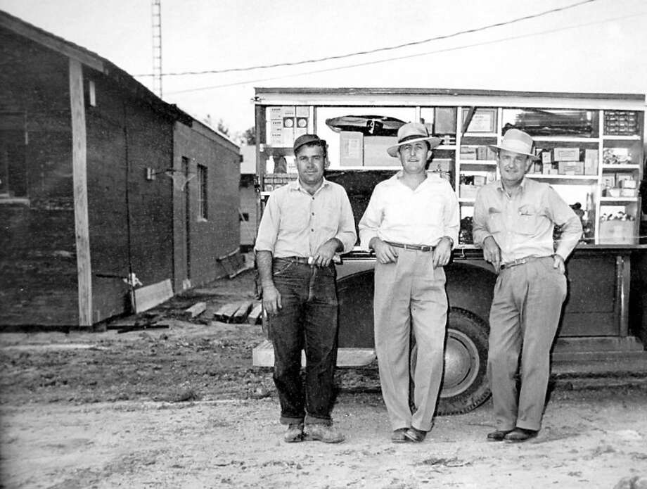 Hamby Was Industry Pacesetter For Decades Plainview