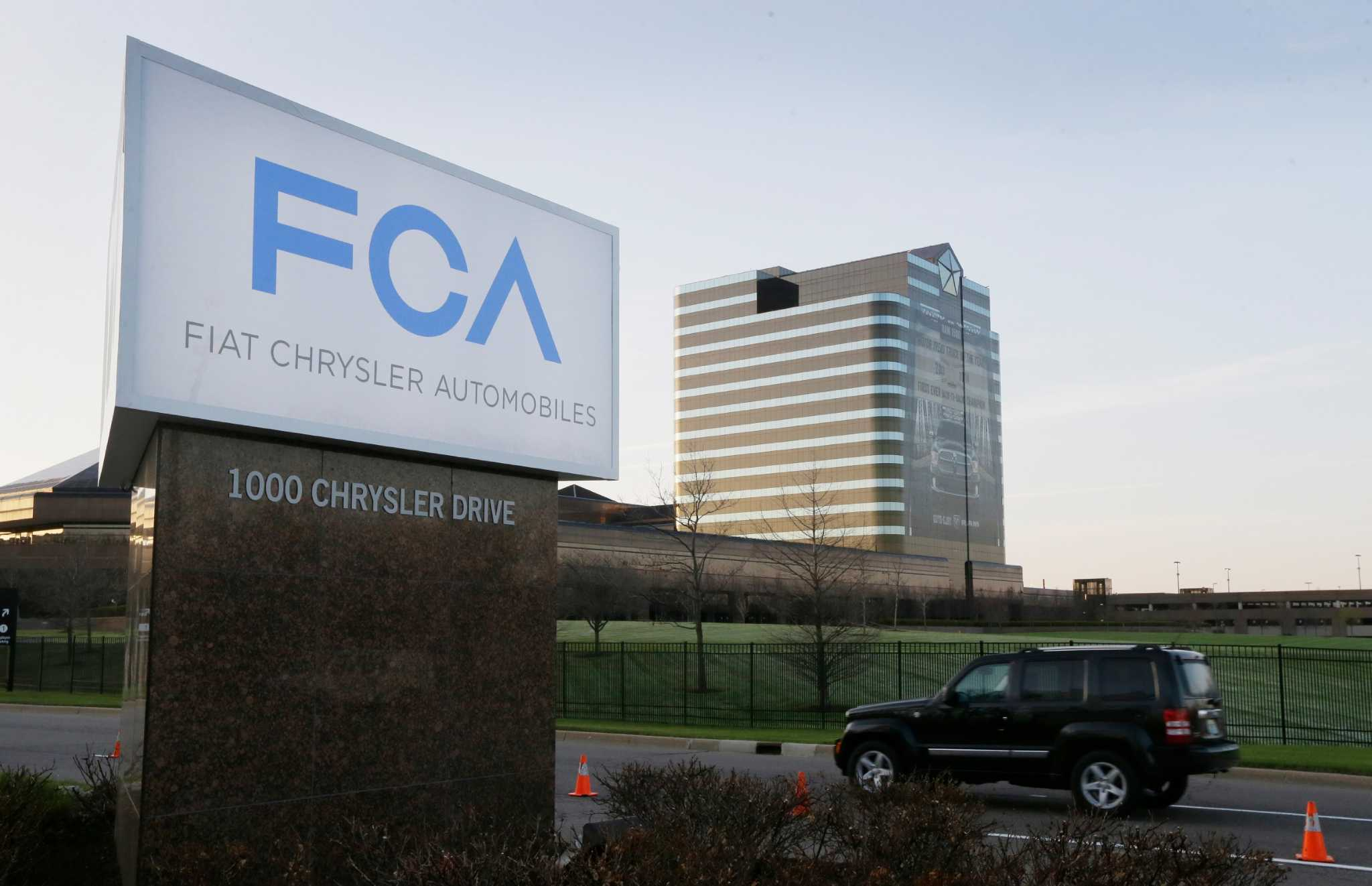 Fiat Chrysler says it's revised 5 years of its sales figures - Houston Chronicle