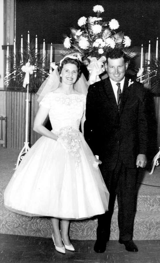 Anniversary: Mr. & Mrs. Clifton McDonough