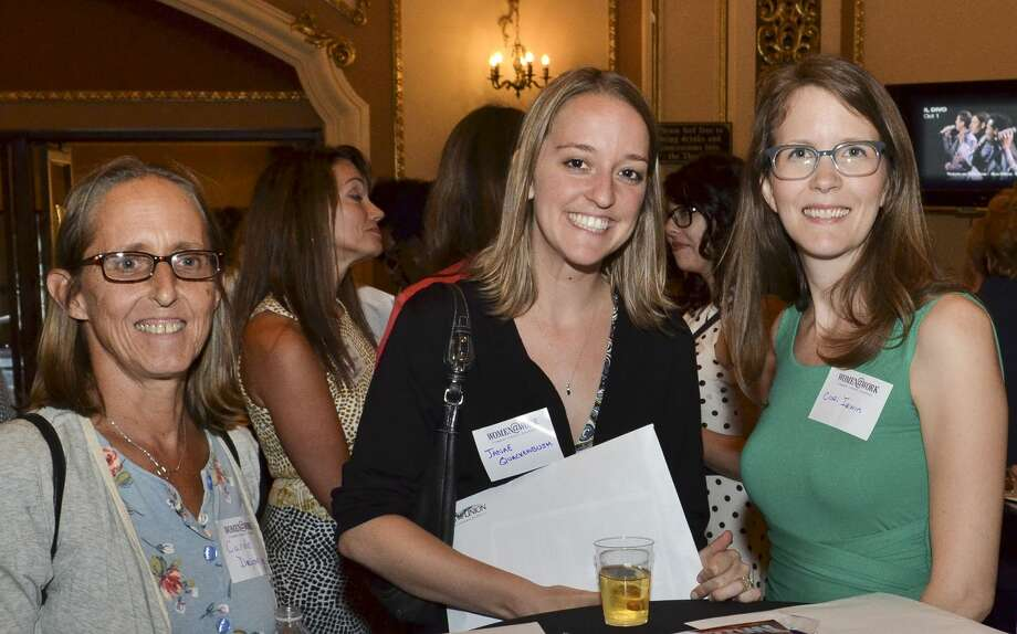 Were  you Seen at Raising Our Voices: Women Finding Power Through the Arts, a  Women@Work Connect event held at the Palace Theatre in Albany on Tuesday,  July 26, 2016? Learn how you can join Women@Work. Photo: Colleen Ingerto / Times Union