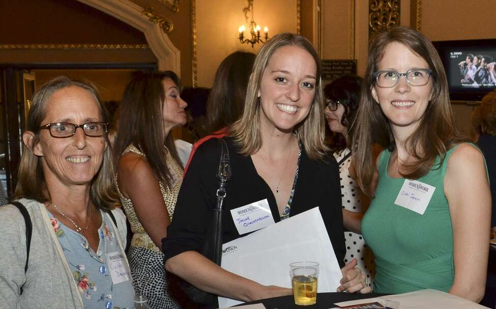 Were you Seen at Raising Our Voices: Women Finding Power Through the Arts, a Women@Work Connect event held at the Palace Theatre in Albany on Tuesday, July 26, 2016? Learn how you can join Women@Work.