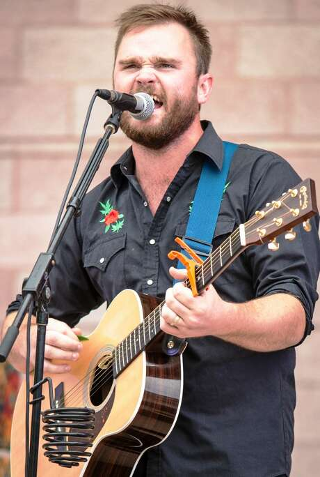 "San Antonio Americana singer-songwriter John Baumann, whose song ""Gulf Moon"" was recorded by Kenny Chesney. Photo: Courtesy Photo"