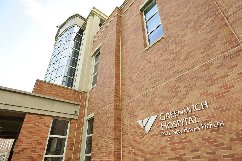 Greenwich Hospital. Photo: Jason Rearick / Jason Rearick / Stamford Advocate