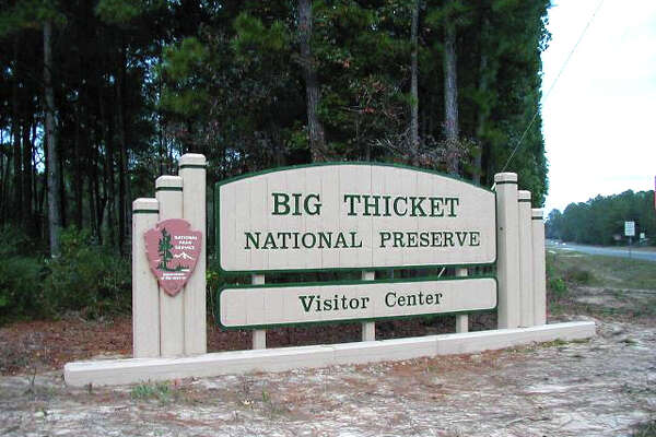 """Big Thicket National Preserve will be hosting a celebration honoring the park's 100th birthday. The celebration, which will include a screening a screening of """"National Parks of Texas: In Contact with Beauty,"""" will be held on Thursday, Aug. 25 fro noon to 2 p.m."""