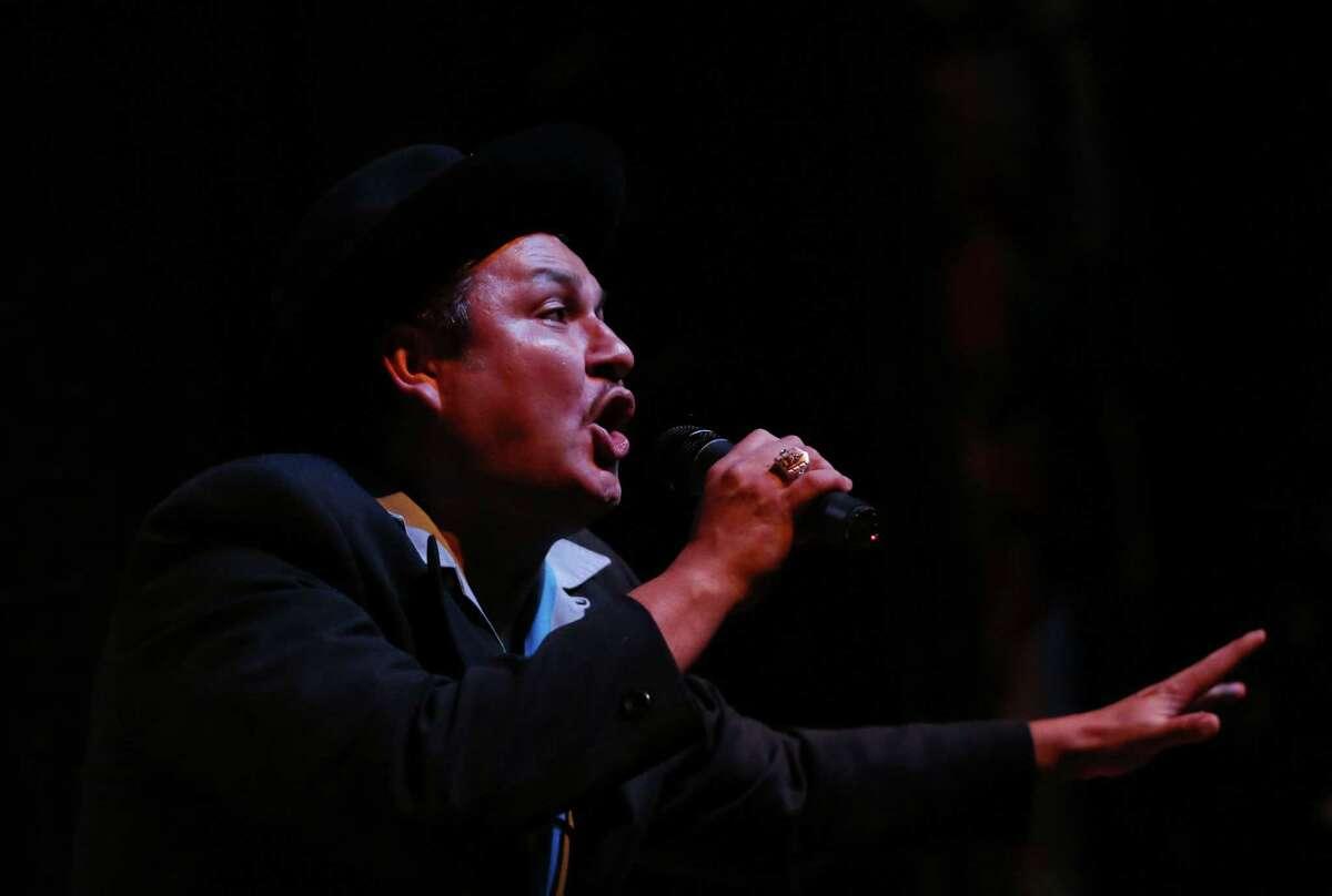 Los Skarnales open for La Maldita Vecindad at House of Blues Thursday, July 23, 2015, in Houston. ( Jon Shapley / Houston Chronicle )