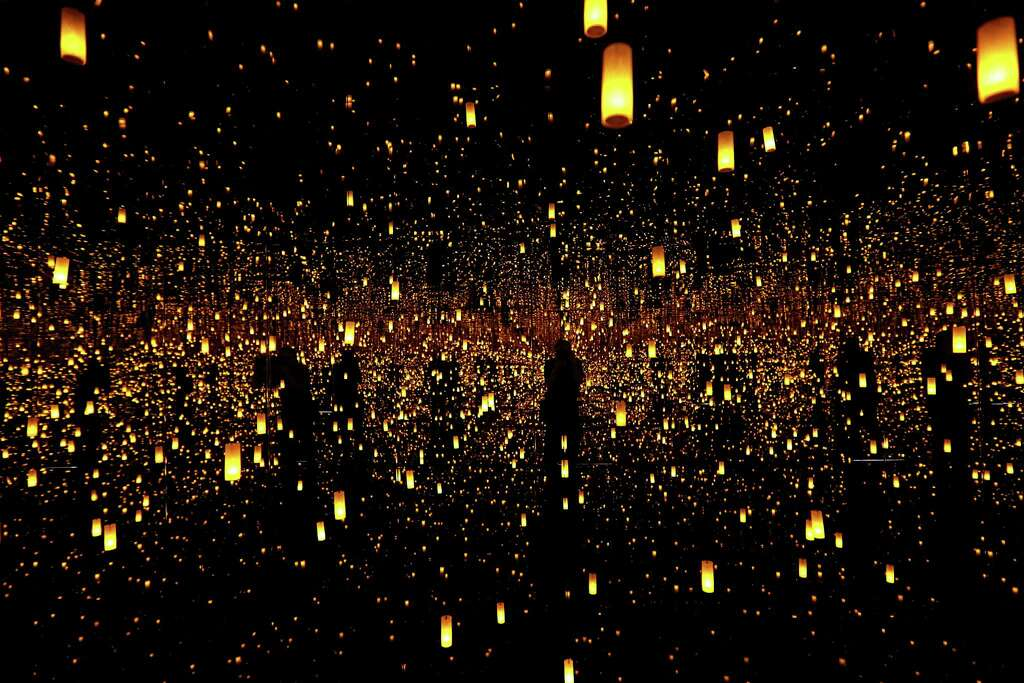 MFAH plans an all-nighter with Kusama show - Houston Chronicle