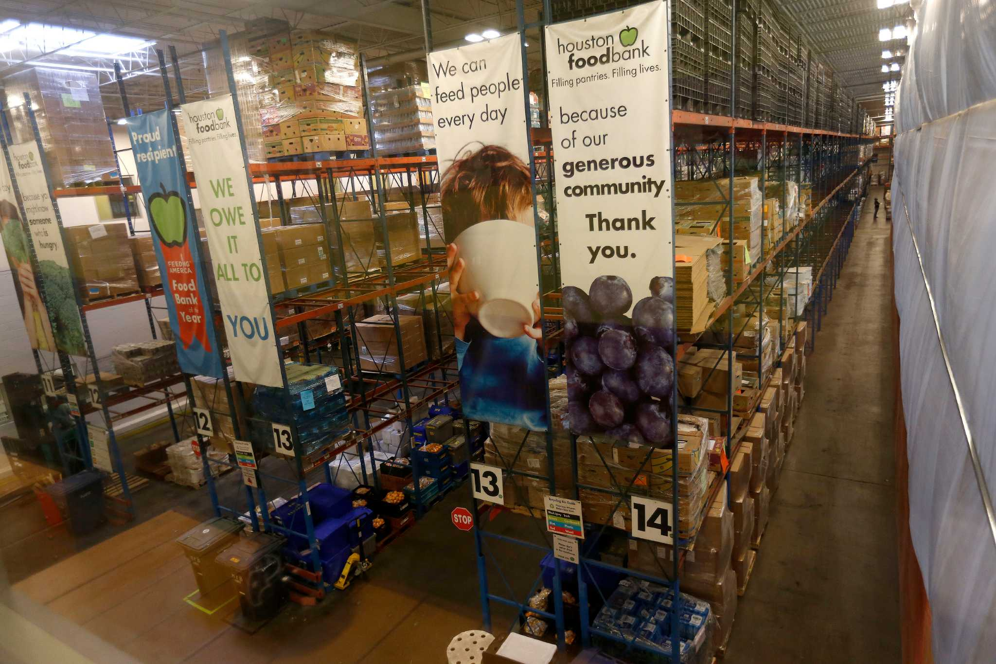 With move Houston Food Bank expands kitchen capacity Houston