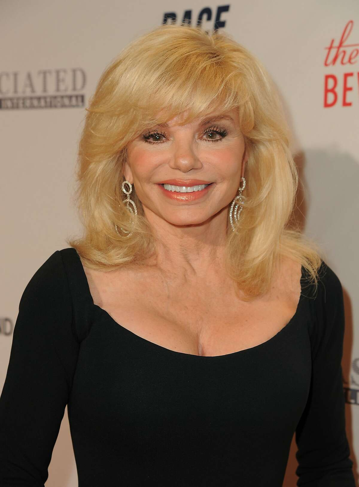 Actress Loni Anderson attends the 23rd Annual Race To Erase MS Gala at The Beverly Hilton Hotel on April 15, 2016 in Beverly Hills, California. (Photo by Angela Weiss/Getty Images for Race To Erase MS)