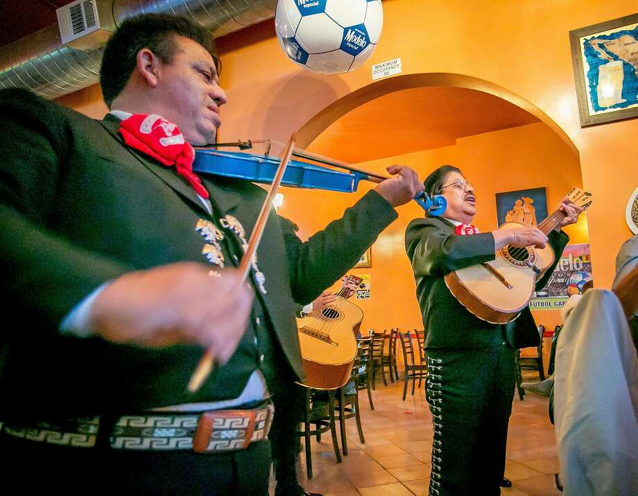 La Rondalla, popular Mission District restaurant, is closing its doors for the second time. Photo: John Storey, Special To The Chronicle