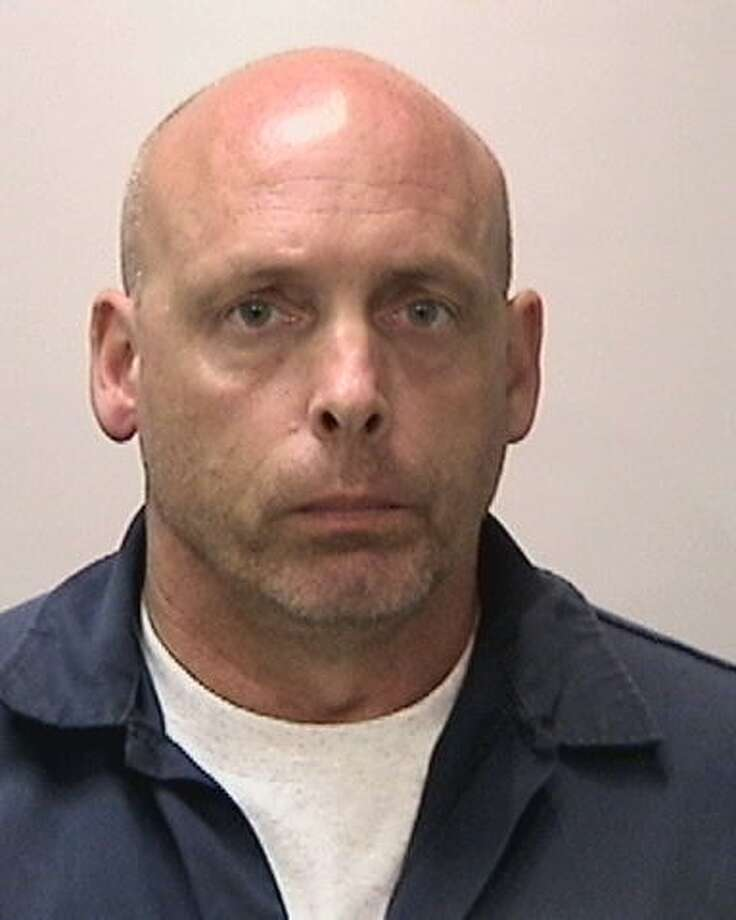 San Francisco police officer Thomas Abrahamsen, 50, of Berkeley, surrendered to police on Tuesday July 26, 2016 after an investigation revealed he possessed and manufactured a prohibited assault rifle. Photo: San Francisco Police Department / San Francisco Police Department