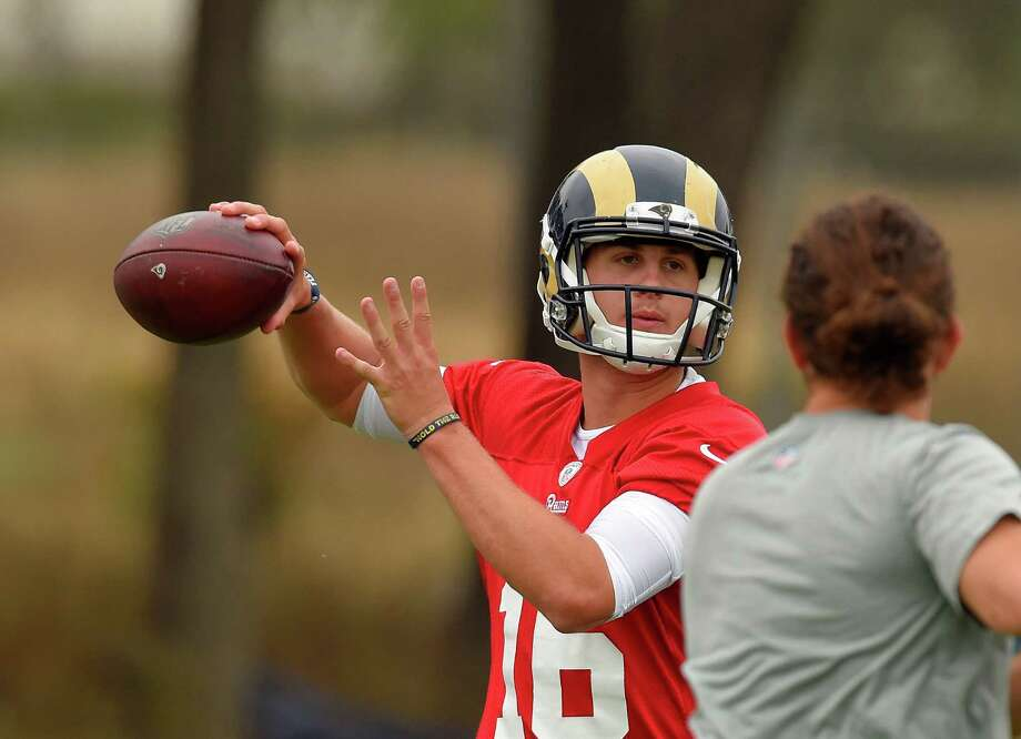 September 12th, Los Angeles Rams The Los Angeles-San Francisco rivalry renews on the gridiron for a Monday night game potentially featuring former Cal star Jared Goff. StubHub Ticket prices: Low: $43 Median: $133 High: $999 Photo: Mark J. Terrill, Associated Press / AP
