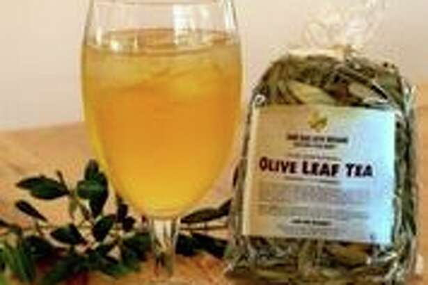 The Original Olive Leaf Tea from Sandy Oaks Olive Orchard