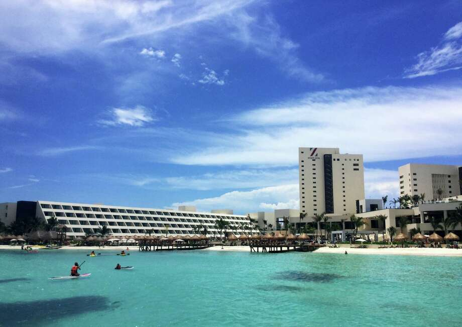 Hyatt Ziva Cancun - Turquoize TowerNo. of rooms: 547Where: Cancun, Mexico Photo: Courtesy