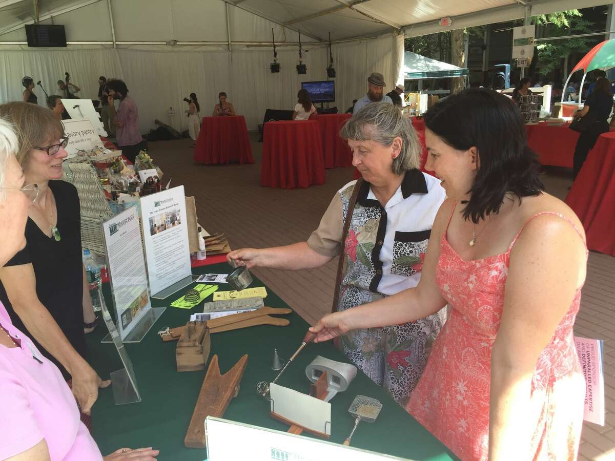 Were you Seen at the NY Heritage and Tourism Day at the Saratoga Race Course in Saratoga Springs on Wednesday, July 27, 2016?