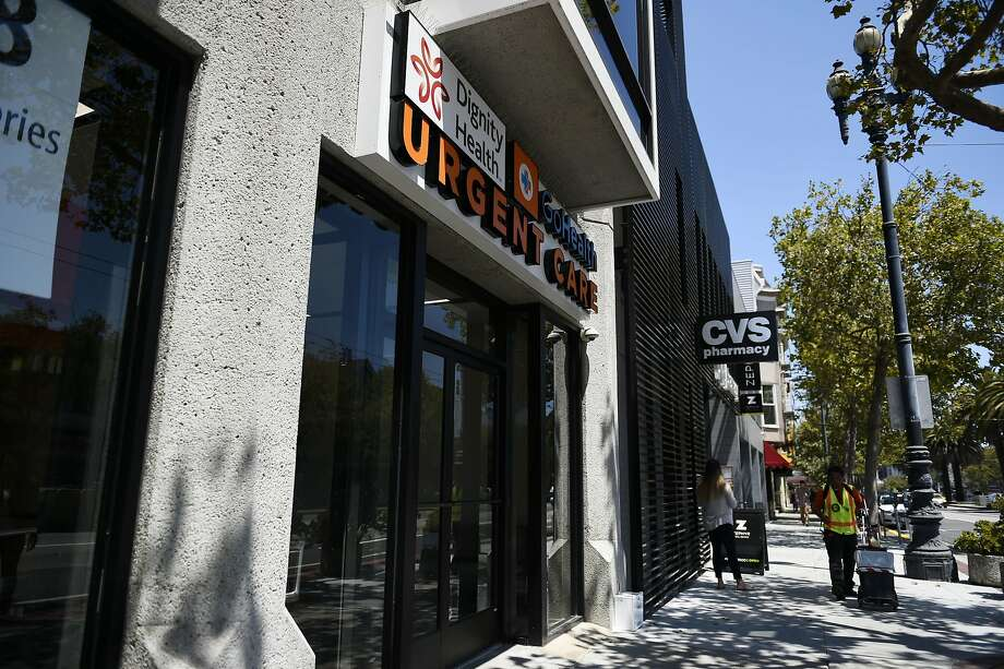 A GoHealth clinic on Market Street in the Castro neighborhood is opening Monday. Photo: Michael Noble Jr., The Chronicle